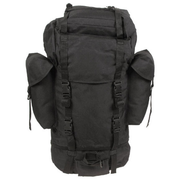 MFH German Army Rucksack 65L Black