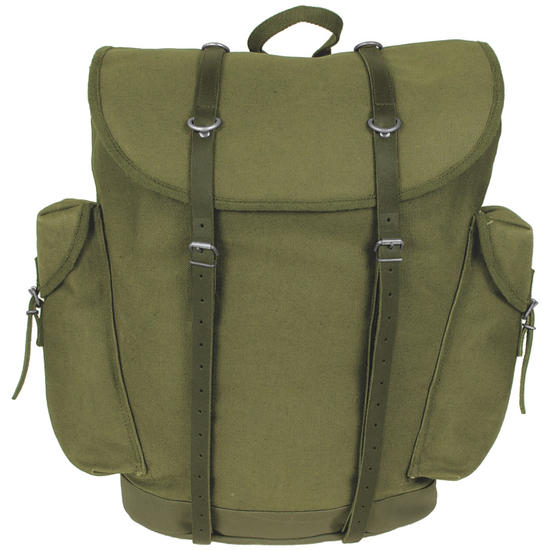 MFH German Army Mountain Rucksack Olive