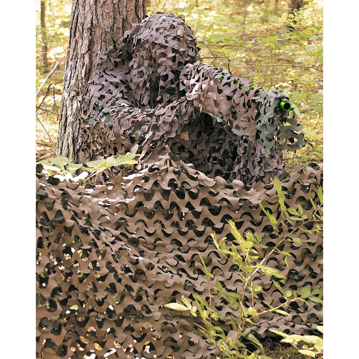 6x2 4m Lightweight Camouflage Screen Camo Netting Net