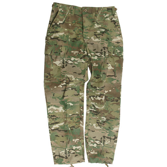 Tru-Spec BDU Combat Trousers MultiCam Preview