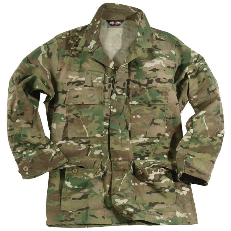 Military Uniform Shirt 111