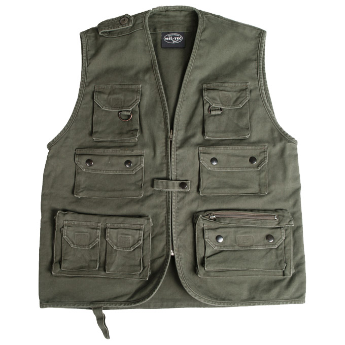 moleskin fishing vest multipurpose mens waistcoat hunting
