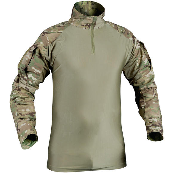 Helikon Combat Shirt with Elbow Pads Camogrom
