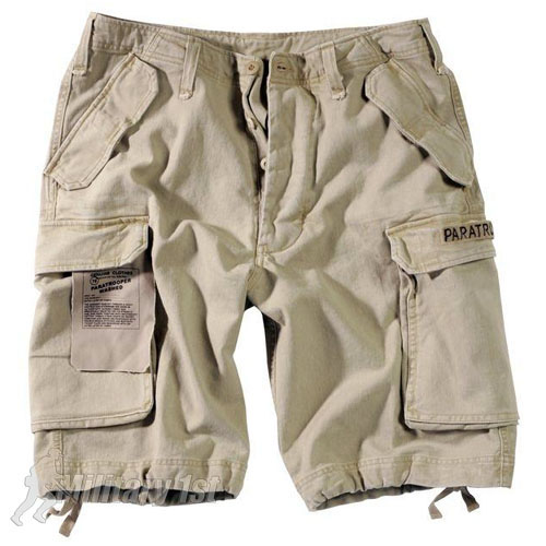 PARATROOPER US ARMY STYLE MENS COMBAT CARGO COTTON WORK HEAVY DUTY ...