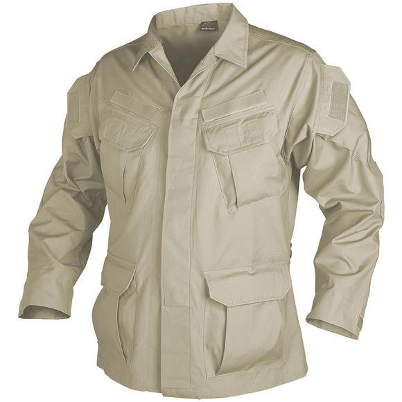 Helikon SFU Shirt Cotton Ripstop Khaki