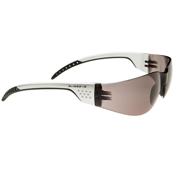 Swiss Eye Outbreak Luzzone Silver/Grey Frame