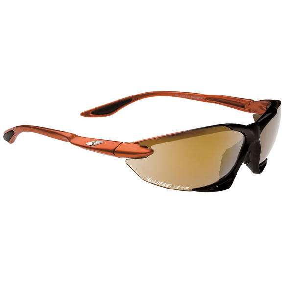 Swiss Eye Skyhawk Glasses Orange Frame
