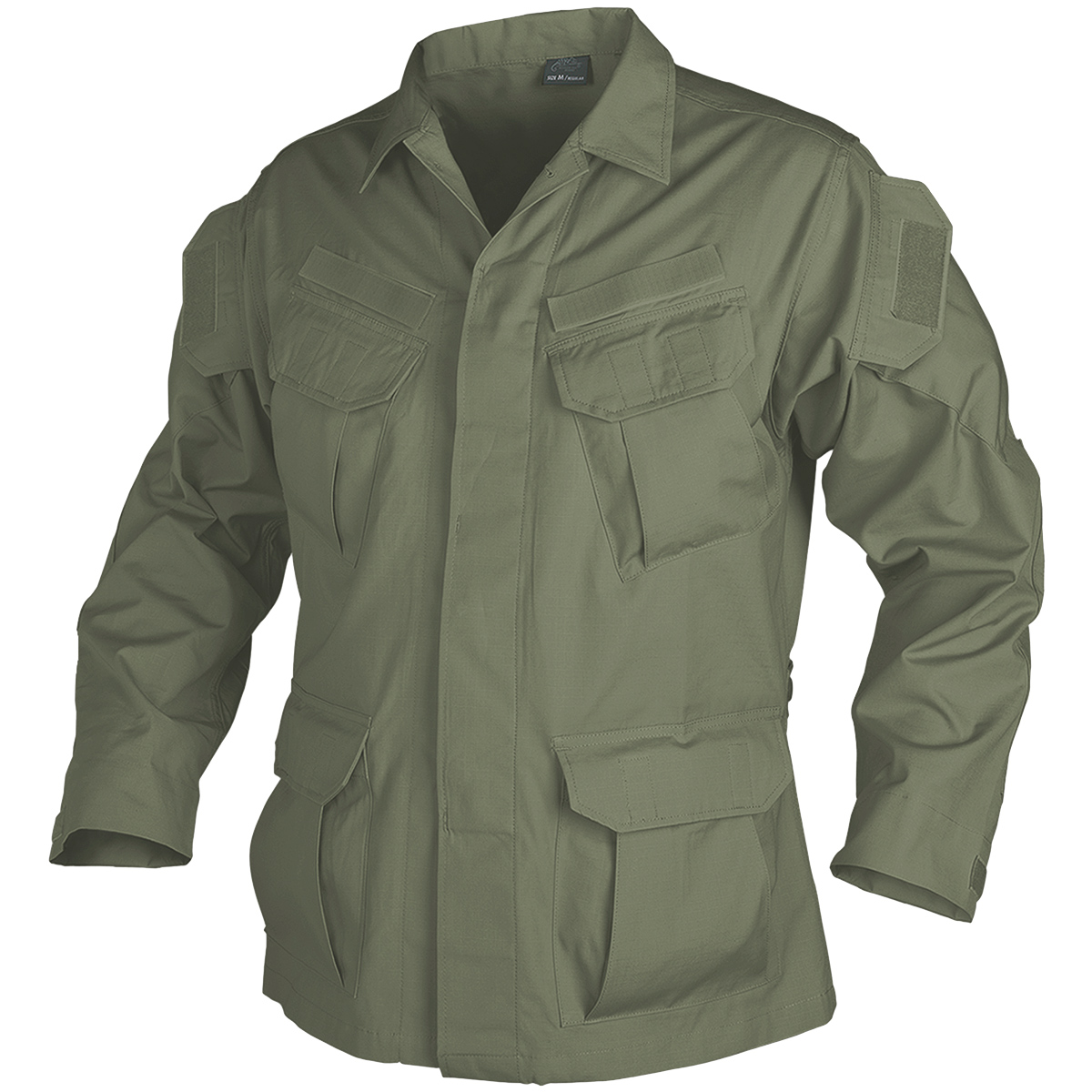 HELIKON SFU TACTICAL COMBAT ARMY MENS SHIRT MILITARY SECURITY JACKET OLIVE GREEN