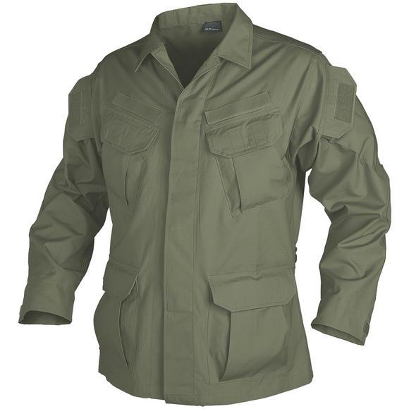 Helikon SFU Shirt Polycotton Ripstop Olive