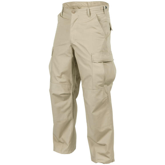 Helikon Genuine BDU Trousers Cotton Ripstop Khaki