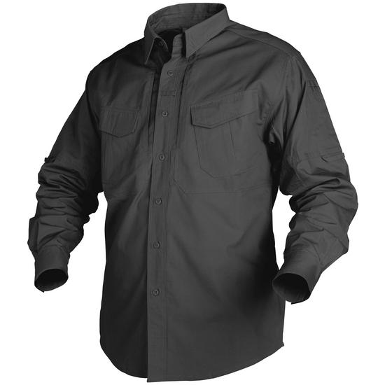 Helikon Shirt Defender Long Sleeve Black