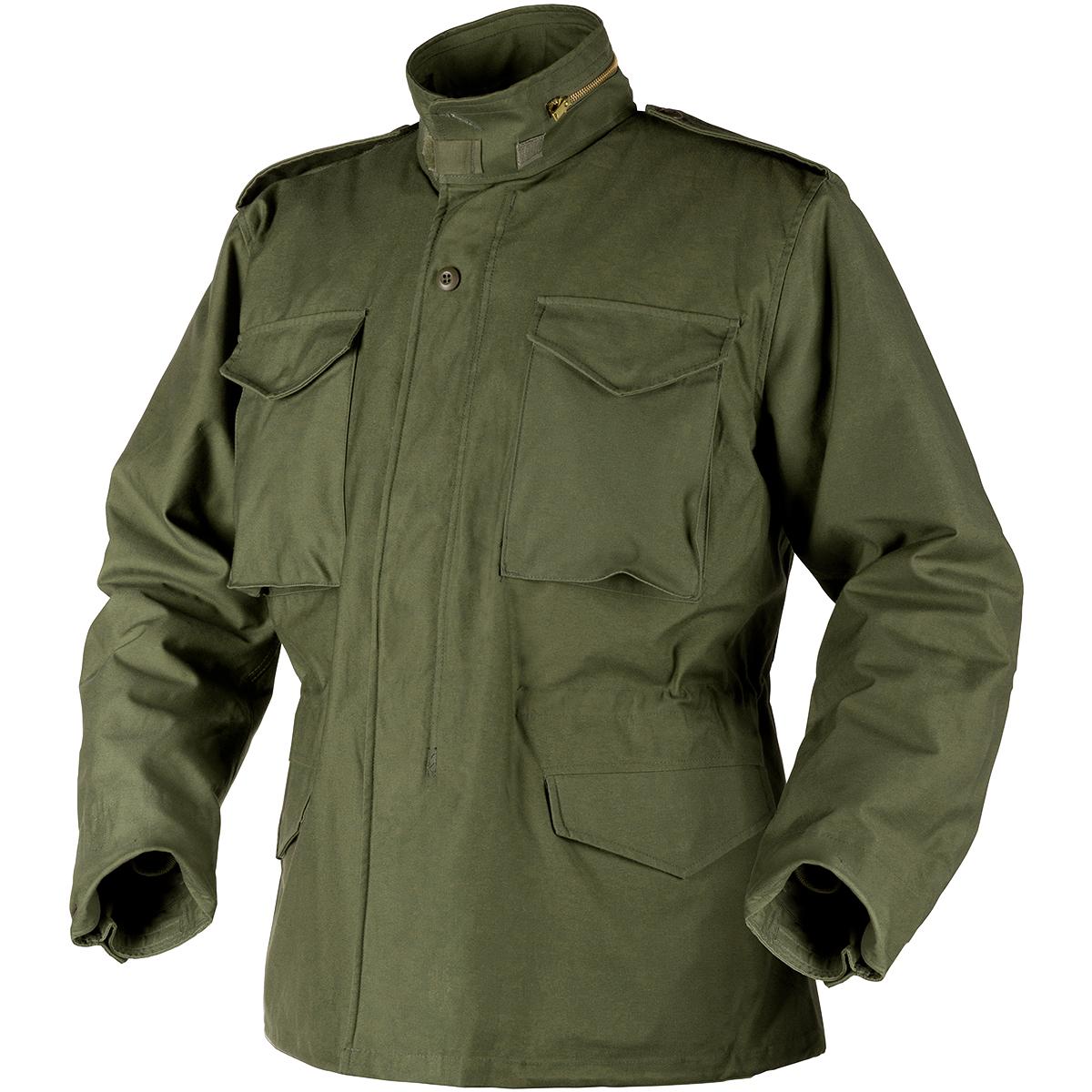 Helikon Genuine M65 Jacket Olive | M65