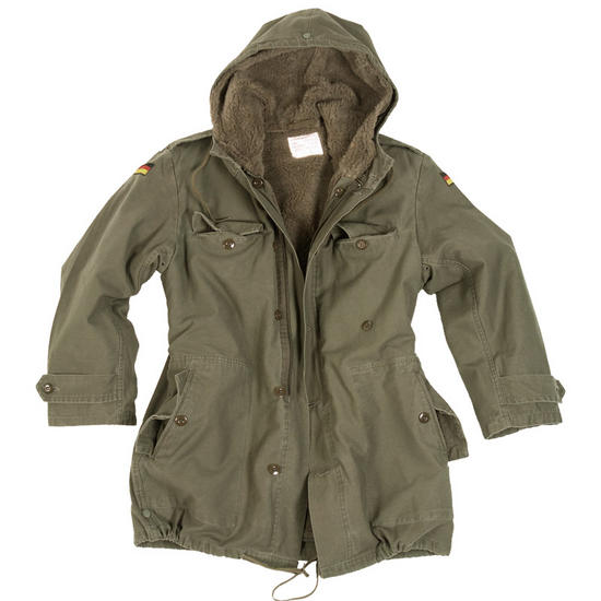 German Army Parka with Liner Olive | Parka | Military 1st