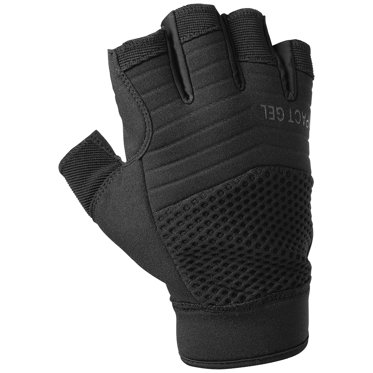 Fingerless impact gloves - Military Airsoft Patrol Hfg Fingerless Tactical Army Combat