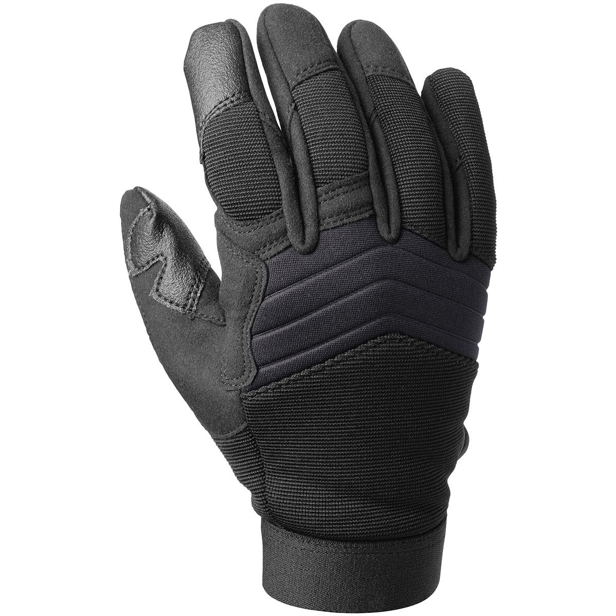 Black tactical gloves - Sentinel Helikon Special Operations Usm Tactical Gloves Combat Us Model Police Army Black