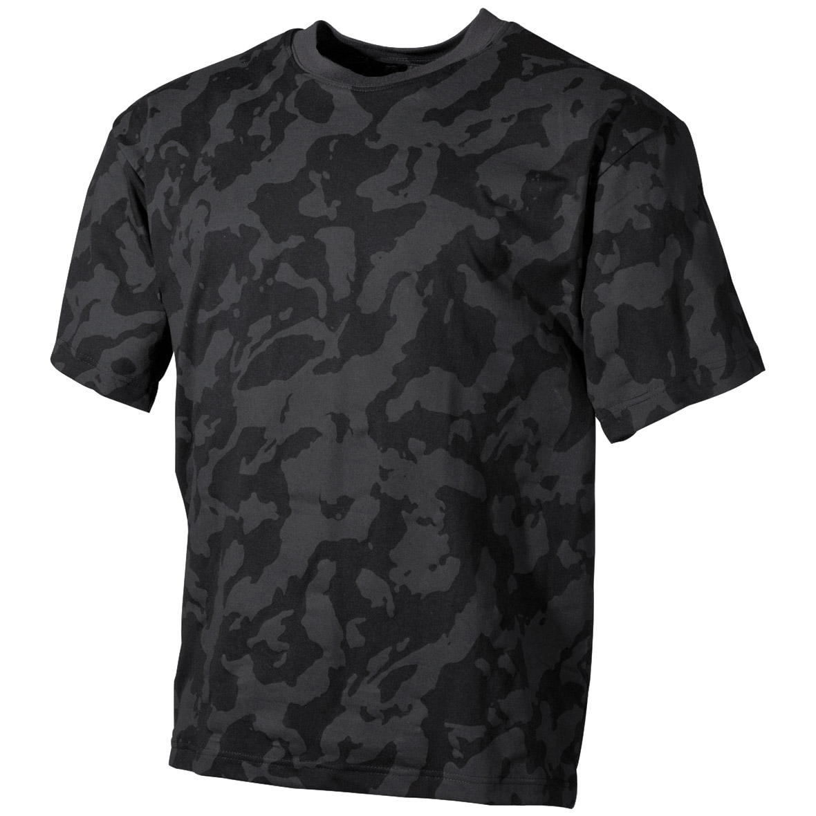 Black camo shirt custom shirt for Camouflage t shirt design