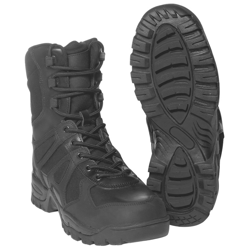 Security Police Army Combat Leather Boots Generation II Mens ...