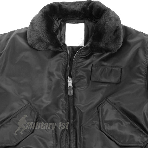 US Military CWU MA2 Flight Bomber Tactical Mens Pilot Jacket   Fur ...