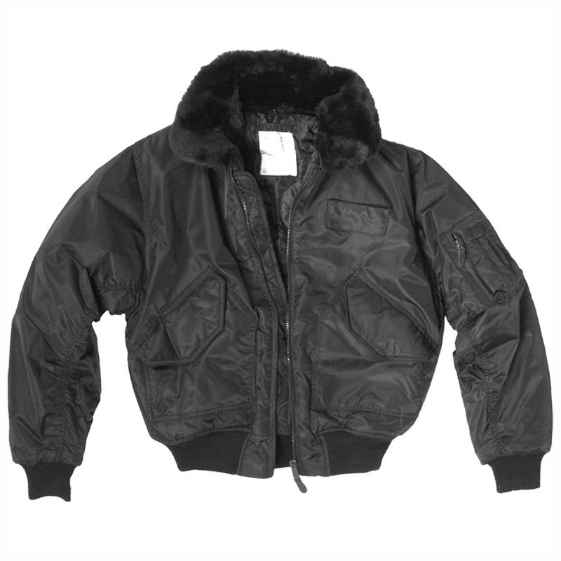 US Military CWU MA2 Flight Bomber Tactical Mens Pilot Jacket   Fur ...