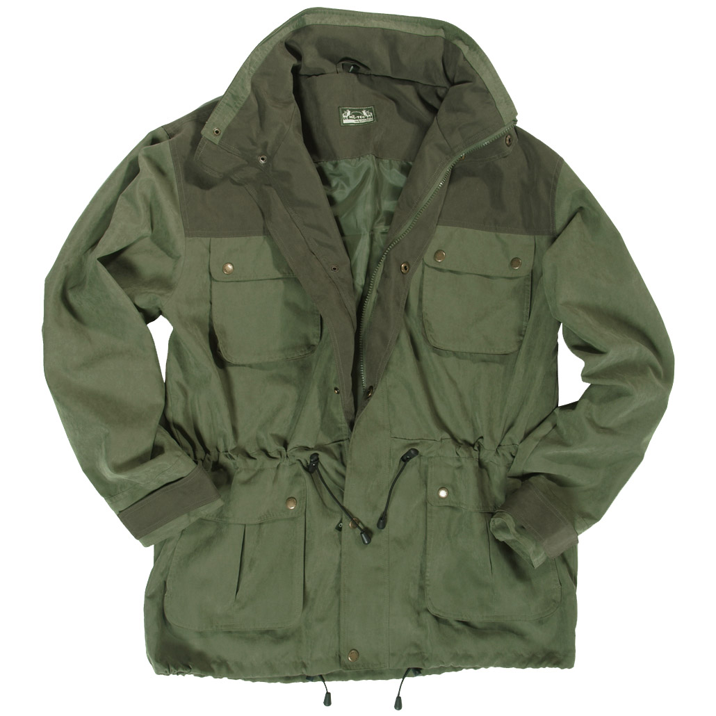 Mil-Tec Hunting Jacket Olive | Other