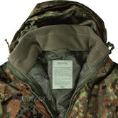 Mil-Tec ECWCS Jacket with Fleece Flecktarn Thumbnail 2