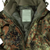 Mil-Tec ECWCS Jacket with Fleece Flecktarn Thumbnail 3
