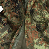 Mil-Tec ECWCS Jacket with Fleece Flecktarn Thumbnail 4