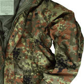 Mil-Tec ECWCS Jacket with Fleece Flecktarn Thumbnail 5