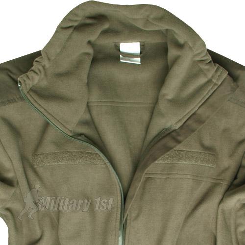 Military Windproof Army Combat Mens Fleece Windproof Polar Jacket
