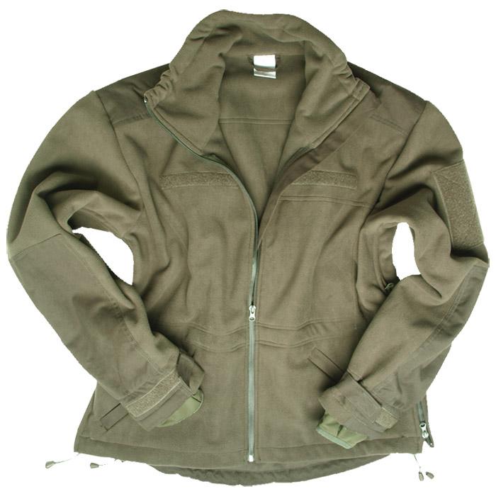Military Windproof Army Combat Mens Fleece Windproof Polar Jacket ...