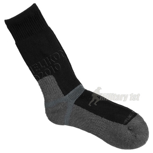 HELIKON MEDIUMWEIGHT THERMAL WOOL ARMY HIKER MENS CAMPING ARMY CADETS SOCKS