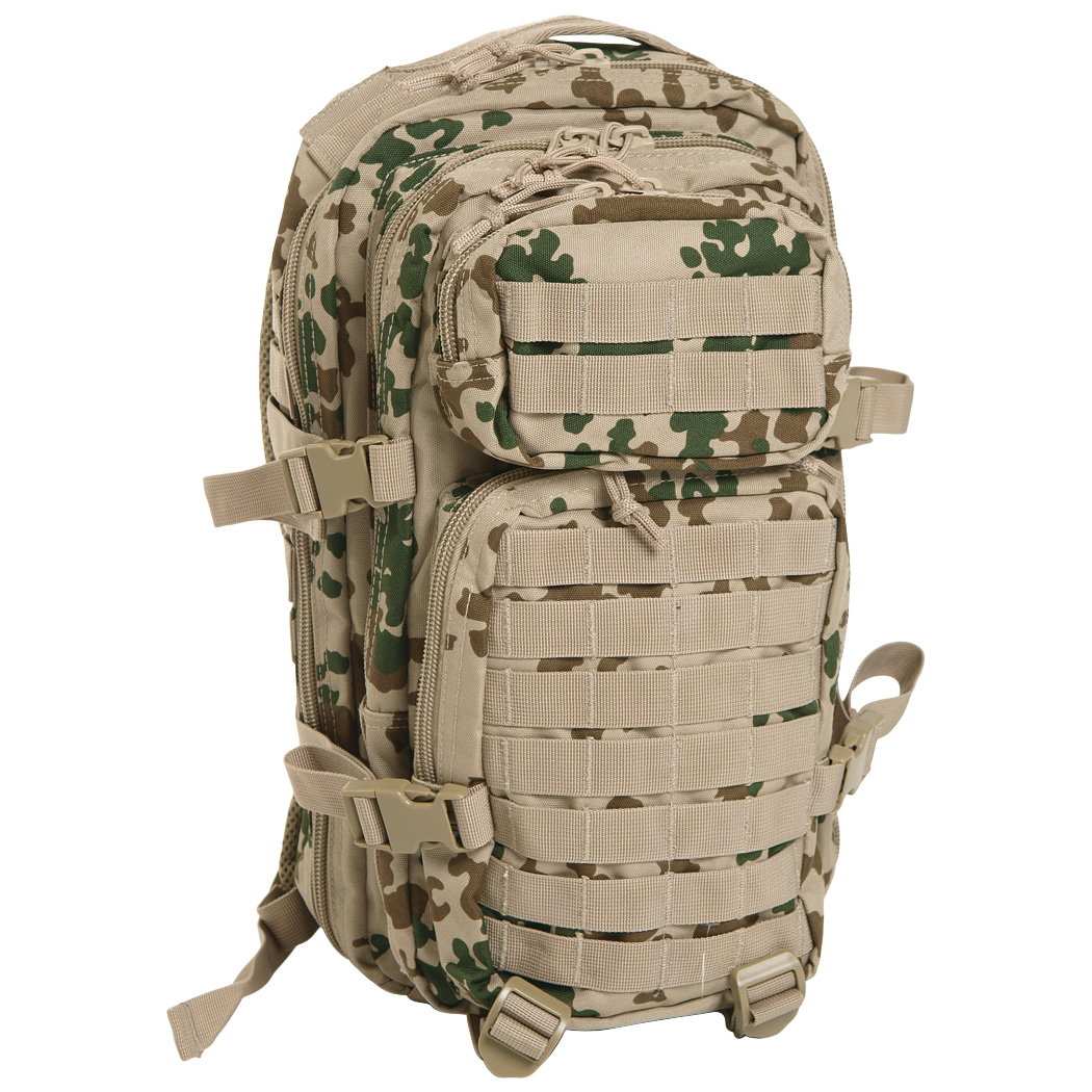 Assault Army Pack Tactical MOLLE Backpack Military Rucksack 20L BW ...
