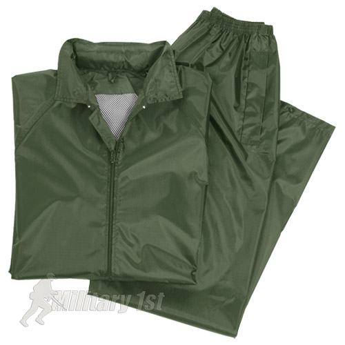 WATERPROOF-RAIN-SUIT-SET-HOODED-JACKET-TROUSERS-HIKING-FISHING-CAMPING-S-3XL