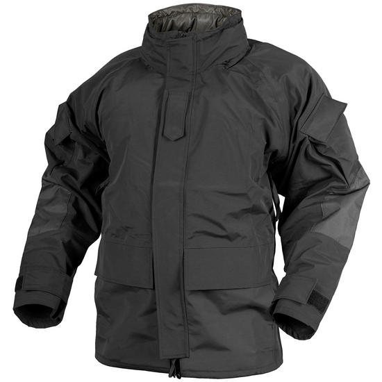 Helikon ECWCS Jacket Gen II with Fleece Black
