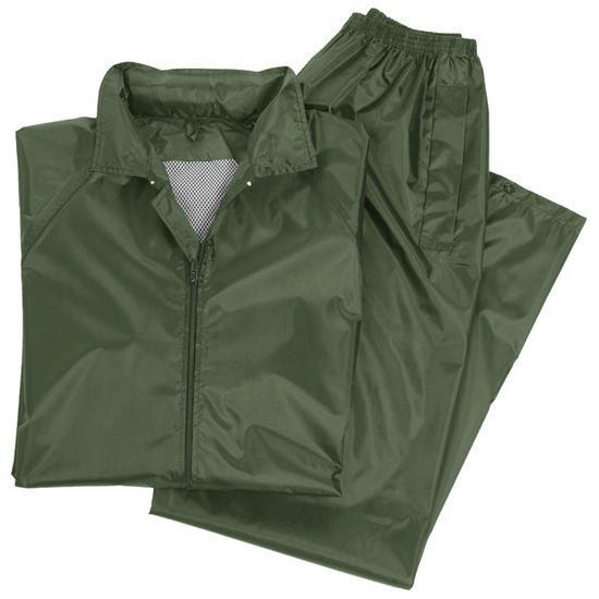 Mil-Tec Waterproof Suit Olive
