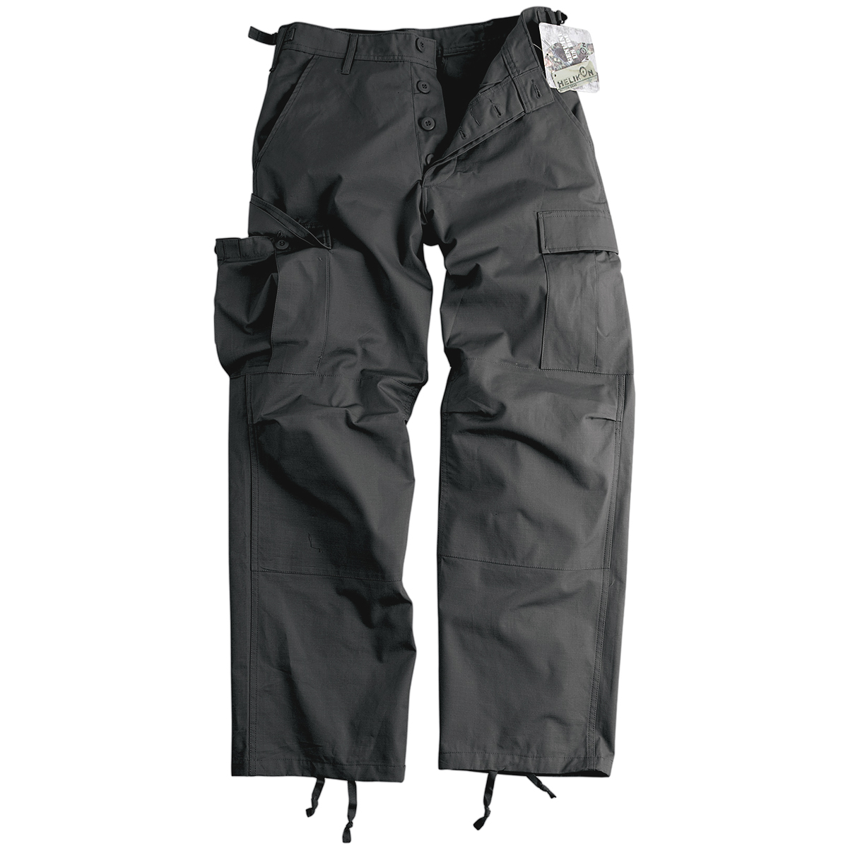 black tactical cargo pants - photo #27