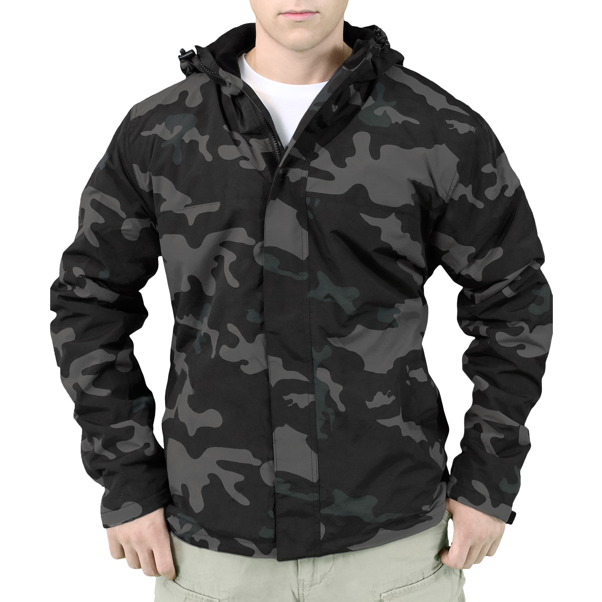 Find the lowest prices for men's camo jackets here at eBay and say goodbye to struggling to get out of an unfashionable rut. Shop the extensive inventory of men's clothing and men's military coats and jackets!