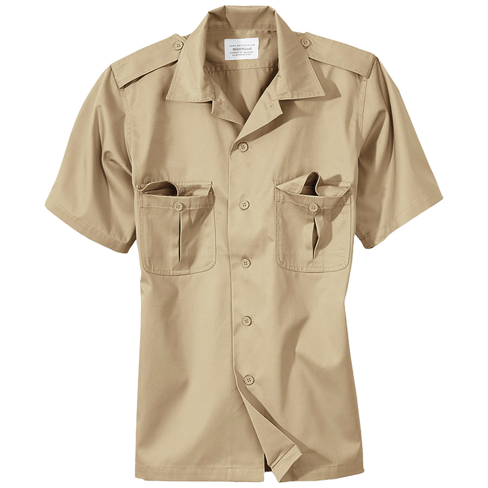 surplus us service tactical mens short sleeved combat