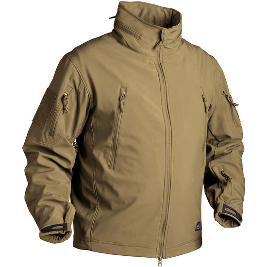 Helikon Gunfighter Soft Shell Jacket Coyote