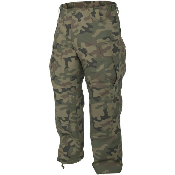Helikon SFU Trousers Polycotton Ripstop Polish Woodland