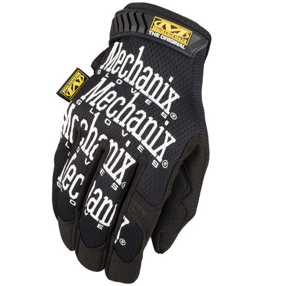 Mechanix Wear The Original Gloves Black