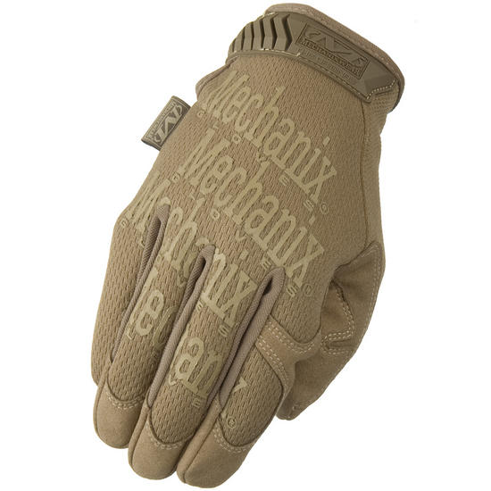 Mechanix Wear The Original Gloves Coyote