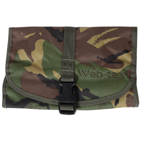 Web-Tex Wash Bag DPM