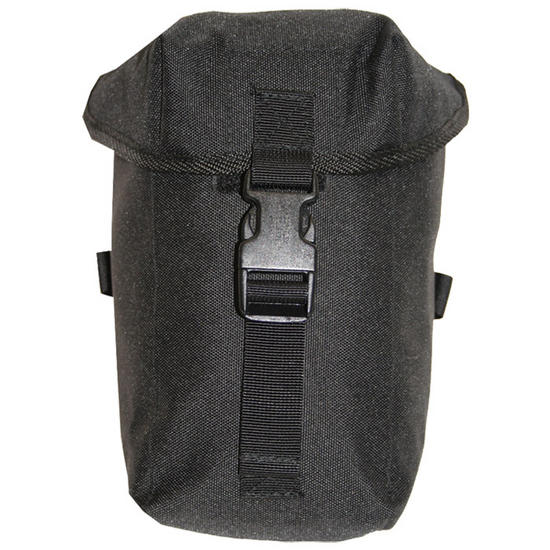 Highlander Water Bottle Pouch PLCE Black