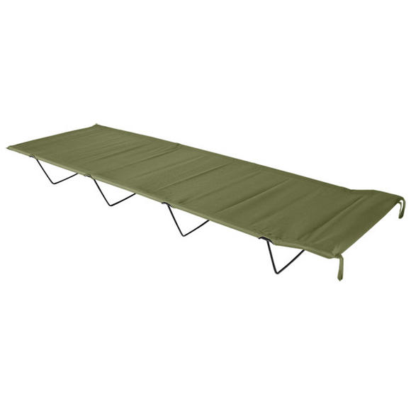 Highlander Camp Bed Olive