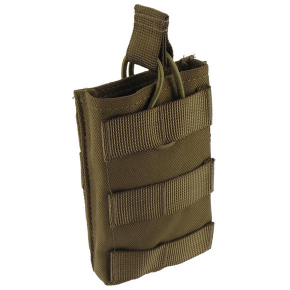 Pro-Force Single M4/M16 Magazine Pouch MOLLE Coyote