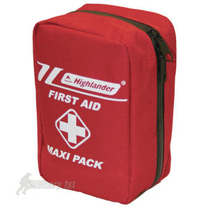 Highlander First Aid - Maxi Pack