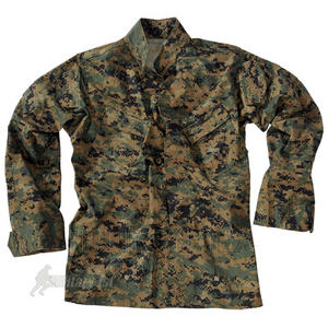 Helikon USMC Shirt NyCo Twill Digital Woodland