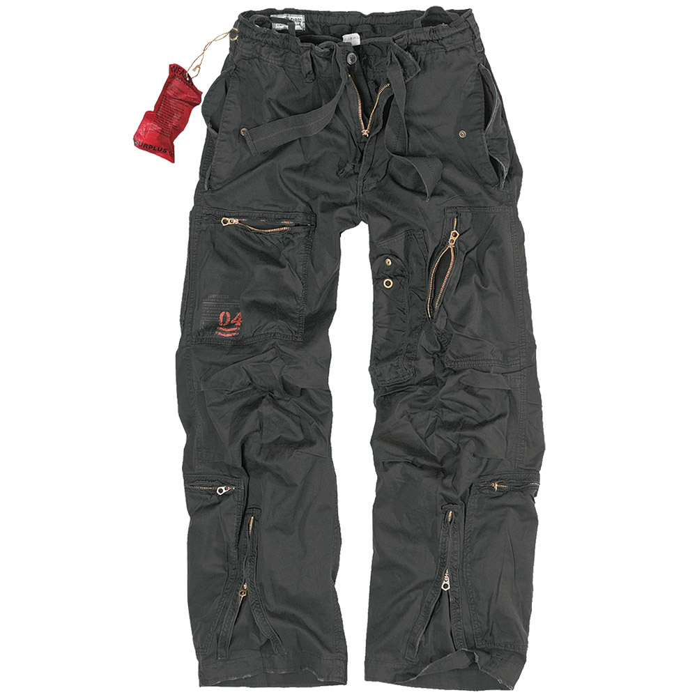 Elegant  Ropebelted Backpackers Cargo Trousers Amazoncouk Clothing