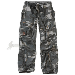 Surplus Infantry Cargo Trousers Night Camo